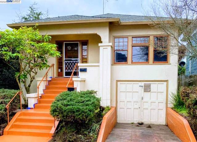 551 43rd, Oakland, CA 94609 (#40893052) :: Armario Venema Homes Real Estate Team