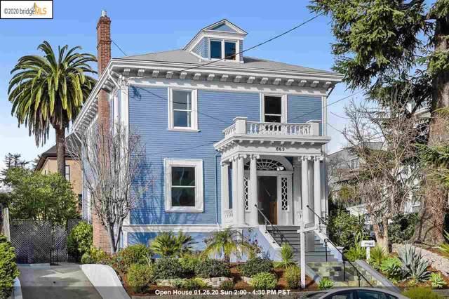 663 Oakland Ave, Oakland, CA 94611 (#40893120) :: Armario Venema Homes Real Estate Team
