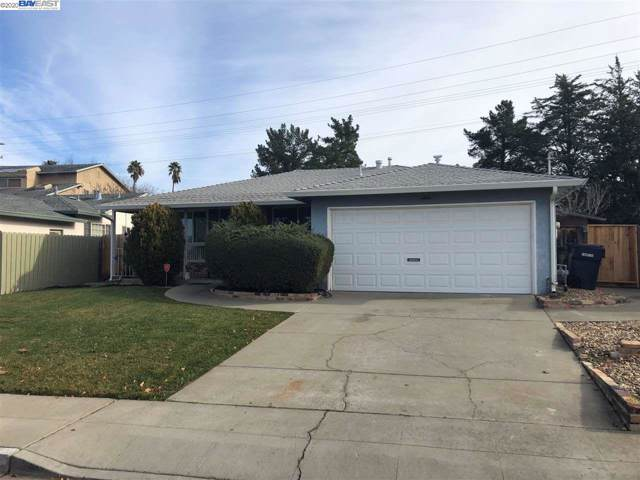 1442 El Dorado Dr, Livermore, CA 94550 (#40893185) :: Armario Venema Homes Real Estate Team