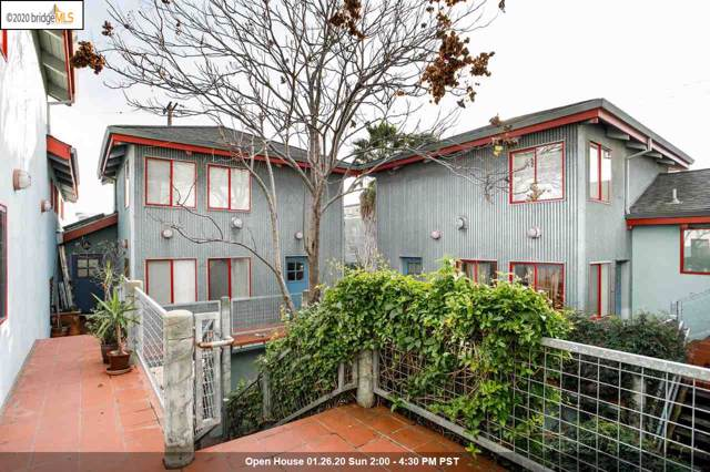 3206 Hannah Street #4, Oakland, CA 94608 (#40893255) :: Armario Venema Homes Real Estate Team