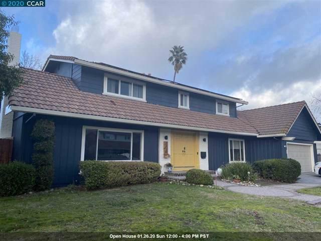 2310 Quiet Place Drive, Walnut Creek, CA 94598 (#40893404) :: Blue Line Property Group