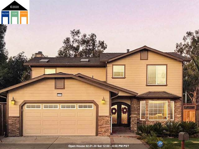 6070 Campanula Court, Newark, CA 94560 (#40893479) :: Armario Venema Homes Real Estate Team