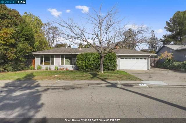 94 Santa Barbara Rd, Pleasant Hill, CA 94523 (#40893480) :: Armario Venema Homes Real Estate Team
