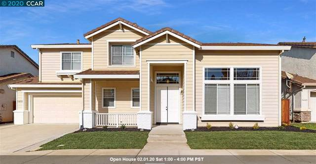 1481 Dupre Ct, Concord, CA 94518 (#40893548) :: Armario Venema Homes Real Estate Team