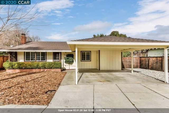 3409 Wren Avenue, Concord, CA 94519 (#40893570) :: Armario Venema Homes Real Estate Team