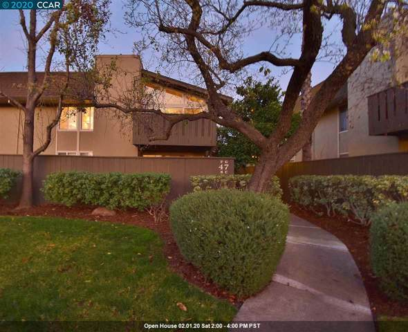 47 Massolo Drive F, Pleasant Hill, CA 94523 (#40893627) :: Armario Venema Homes Real Estate Team