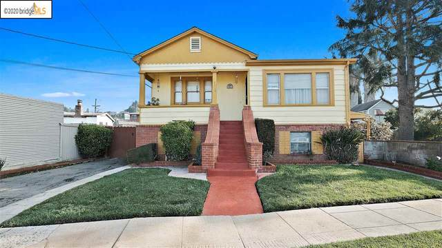 10010 Longfellow Ave, Oakland, CA 94603 (#40894373) :: Blue Line Property Group