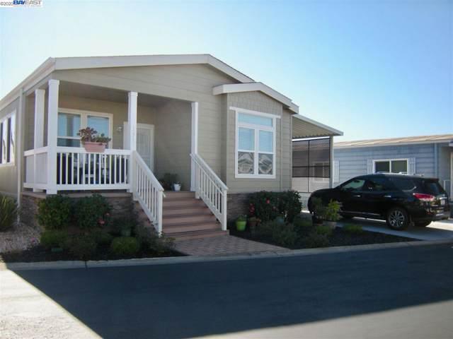 3263 Vineyard Ave #131, Pleasanton, CA 94566 (#40894670) :: The Lucas Group