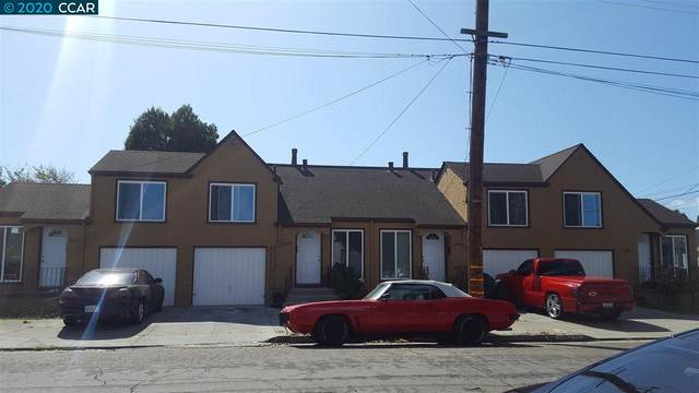 2200 Florida Ave, Richmond, CA 94804 (#40894699) :: Realty World Property Network