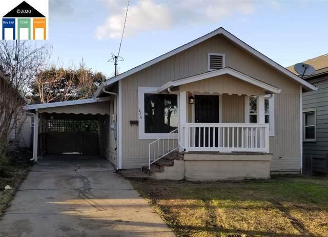 256 S 7Th St, Rio Vista, CA 94571 (#40894713) :: Armario Venema Homes Real Estate Team