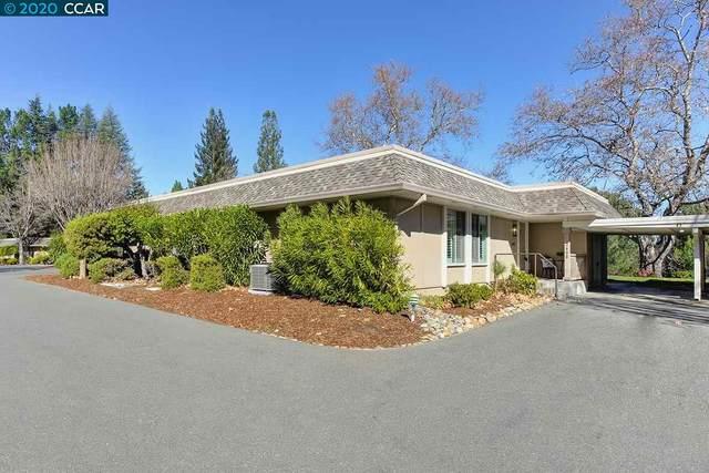2408 Ptarmigan Dr #2, Walnut Creek, CA 94595 (#40894993) :: Armario Venema Homes Real Estate Team