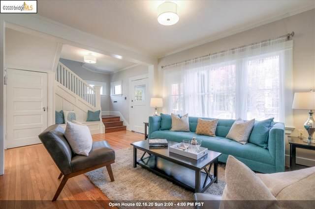 2310 Blake St, Berkeley, CA 94704 (#40895157) :: Armario Venema Homes Real Estate Team
