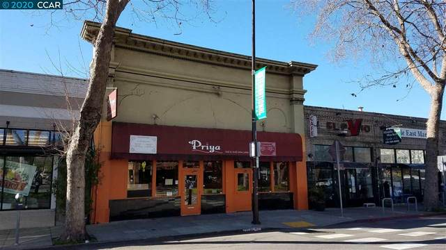 2072 San Pablo Ave, Berkeley, CA 94702 (#40895203) :: Armario Venema Homes Real Estate Team