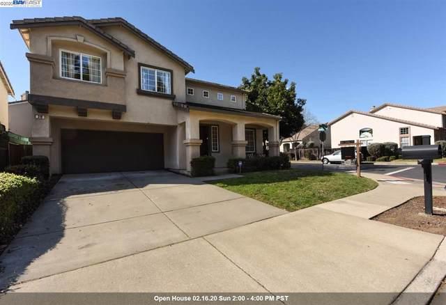 319 Napoleon Dr, San Leandro, CA 94577 (#40895273) :: Armario Venema Homes Real Estate Team