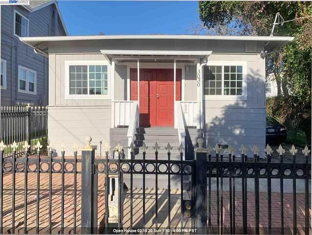 3030 Nicol Ave, Oakland, CA 94602 (#40895274) :: Armario Venema Homes Real Estate Team