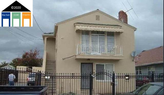 1527 94Th Ave, Oakland, CA 94603 (#40895591) :: Armario Venema Homes Real Estate Team