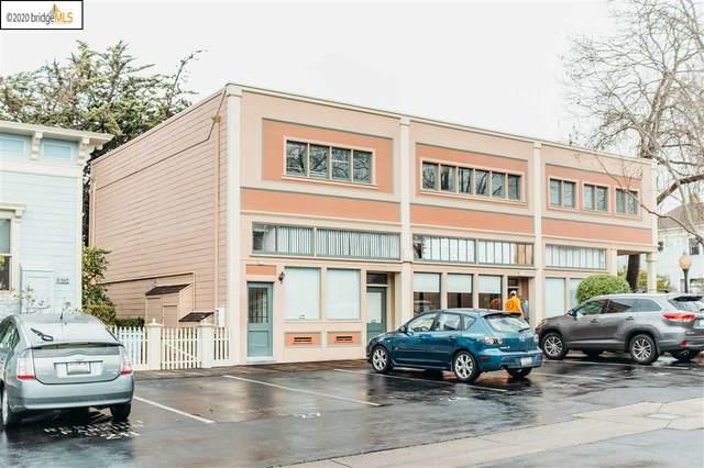 817 Delaware #A, Berkeley, CA 94710 (#40895596) :: Armario Venema Homes Real Estate Team