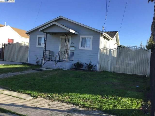 1916 100th Ave, Oakland, CA 94603 (#40895640) :: Armario Venema Homes Real Estate Team