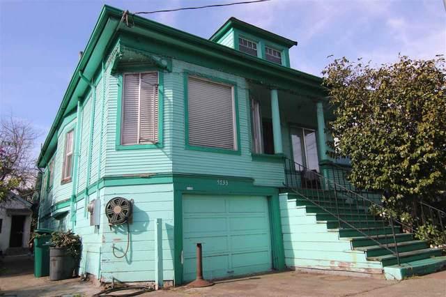 5733 E 17Th St, Oakland, CA 94621 (#40895641) :: Armario Venema Homes Real Estate Team