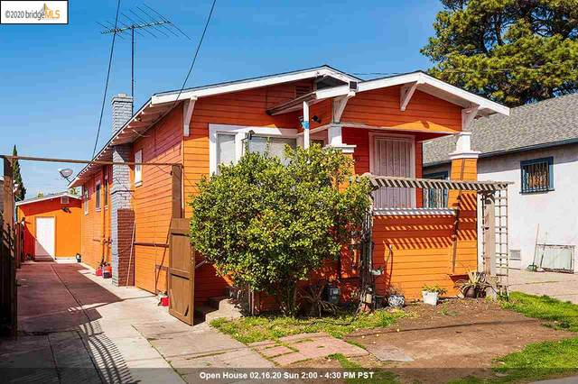 1433 56th Avenue, Oakland, CA 94621 (#40895660) :: Armario Venema Homes Real Estate Team