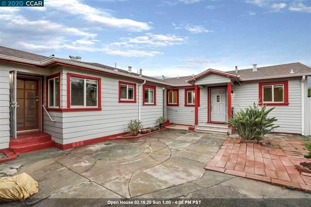 1808 8th, Berkeley, CA 94707 (#40895664) :: Armario Venema Homes Real Estate Team