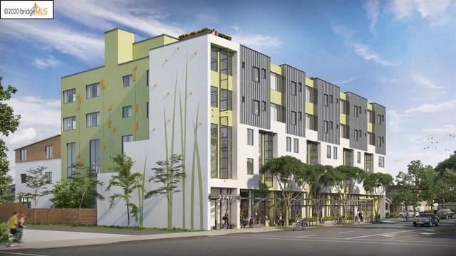 2747 San Pablo Ave #408, Berkeley, CA 94702 (#40895685) :: Armario Venema Homes Real Estate Team