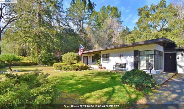4060 Los Arabis Dr, Lafayette, CA 94549 (#40895839) :: Realty World Property Network