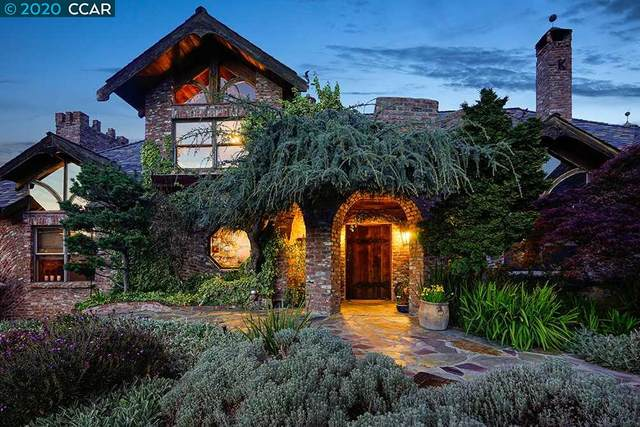 176 Mountain Canyon Ln, Alamo, CA 94507 (#40895966) :: Blue Line Property Group
