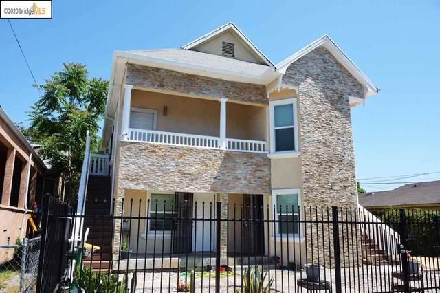 1034 S California St, Stockton, CA 95206 (#40896204) :: Armario Venema Homes Real Estate Team