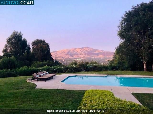 345 Montair Dr, Danville, CA 94526 (#40896264) :: Kendrick Realty Inc - Bay Area