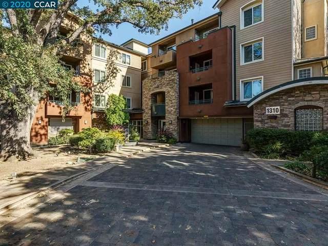 1310 Creekside Dr #101, Walnut Creek, CA 94596 (#40896373) :: Kendrick Realty Inc - Bay Area