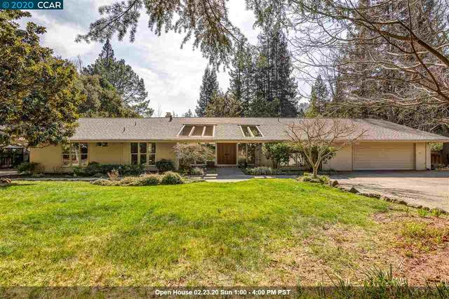 4031 Happy Valley Rd, Lafayette, CA 94549 (#40896417) :: Kendrick Realty Inc - Bay Area