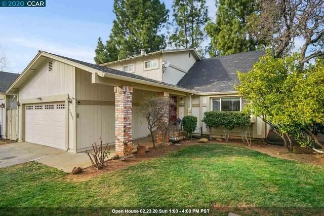 596 Mt Dell Dr, Clayton, CA 94517 (#40896481) :: Kendrick Realty Inc - Bay Area