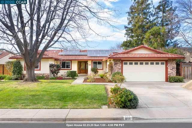 811 Eberhardt Ct, Clayton, CA 94517 (#40896487) :: Kendrick Realty Inc - Bay Area