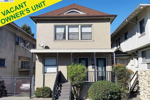 3145 Telegraph Ave, Oakland, CA 94609 (#40896523) :: Blue Line Property Group