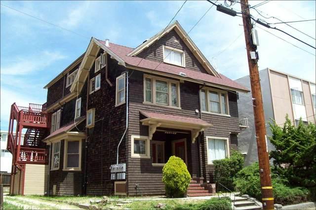 2321 Blake St, Berkeley, CA 94704 (#40896604) :: Realty World Property Network