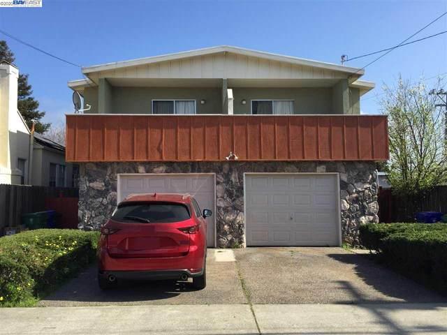 512 43Rd St, Richmond, CA 94805 (#40896621) :: Armario Venema Homes Real Estate Team