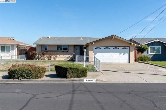 28288 Cardinal Street, Hayward, CA 94545 (#40896884) :: The Grubb Company