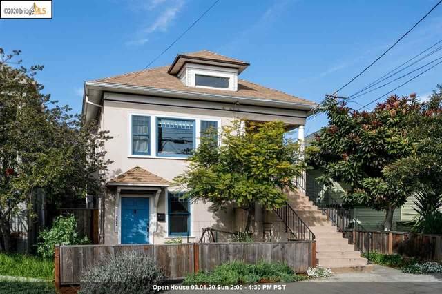 954 54th St, Oakland, CA 94608 (#40896898) :: The Grubb Company