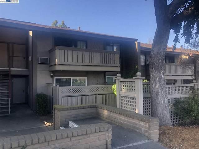 100 Kinross Dr #18, Walnut Creek, CA 94598 (#40896899) :: The Grubb Company