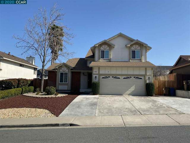 4049 Rockford Dr, Antioch, CA 94509 (#40896968) :: Blue Line Property Group