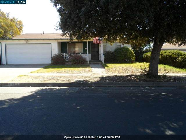 21 Clearbrook Rd, Antioch, CA 94509 (#40896985) :: Blue Line Property Group