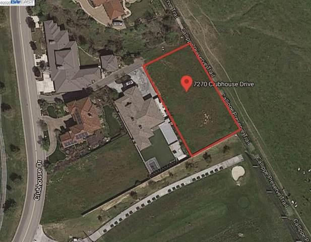 7270 Clubhouse Dr, Pleasanton, CA 94566 (#40897207) :: Armario Venema Homes Real Estate Team