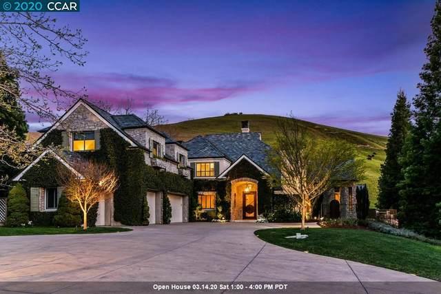 4350 Quail Run Ln, Danville, CA 94506 (#40899174) :: Realty World Property Network
