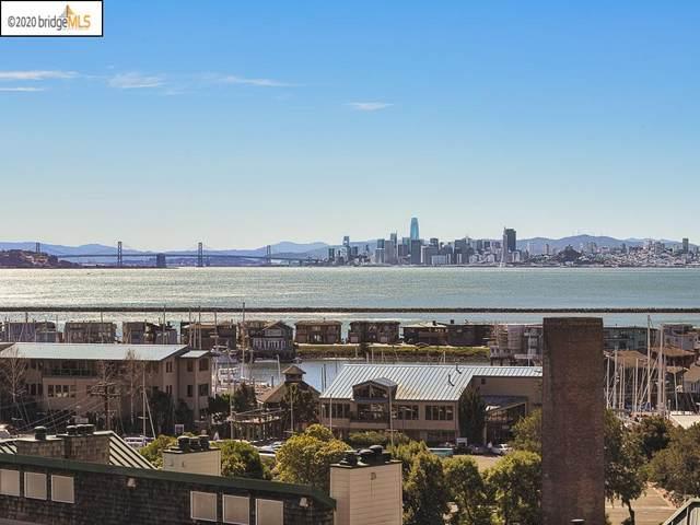1201 Brickyard Way #312, Richmond, CA 94801 (#40899390) :: Realty World Property Network