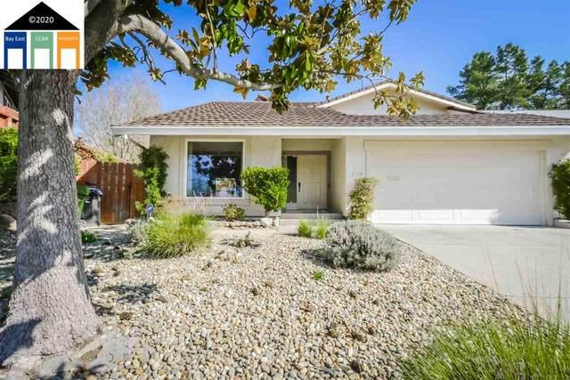2116 Meriweather Ct, Walnut Creek, CA 94596 (#40899551) :: Armario Venema Homes Real Estate Team