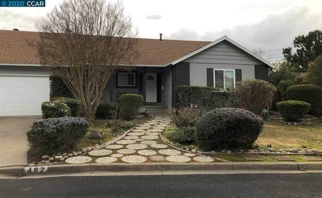 482 Malaga Way, Pleasant Hill, CA 94523 (#40899764) :: RE/MAX Accord (DRE# 01491373)