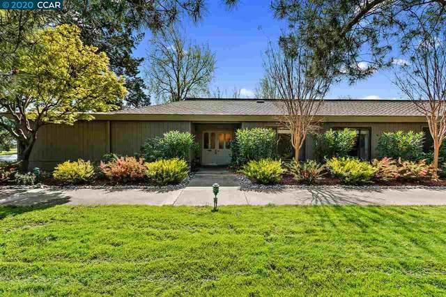 2424 Tice Creek Dr #1, Walnut Creek, CA 94595 (#40899943) :: Armario Venema Homes Real Estate Team