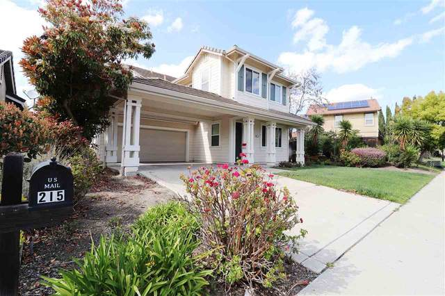 215 Chaparral Dr, Brentwood, CA 94513 (#40899977) :: The Spouses Selling Houses
