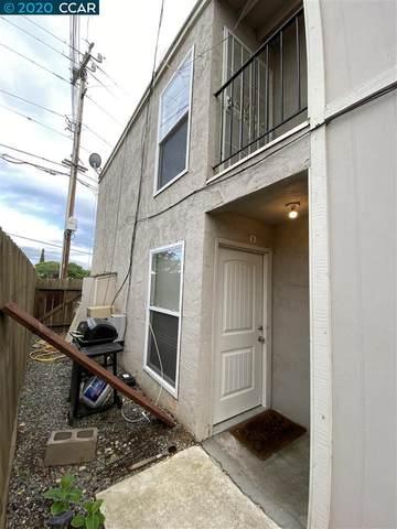 4800 Blum Rd #1, Martinez, CA 94553 (#40900055) :: Blue Line Property Group